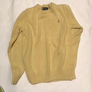 Boys Ralph Lauren Polo Sweater!